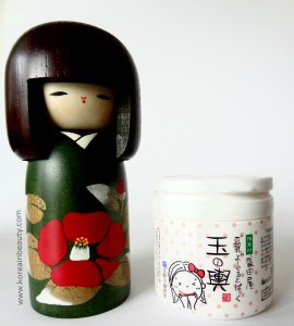 Japanese Skincare: Tofu Moritaya Facial Mask Review