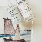 Micellar & Cleansing Water – French vs. KBeauty, and why you need them
