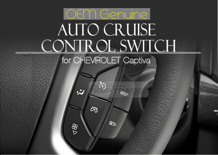 Steering Wheel Left Cruise Control Switch Oem For Gm Chevrolet Orlando