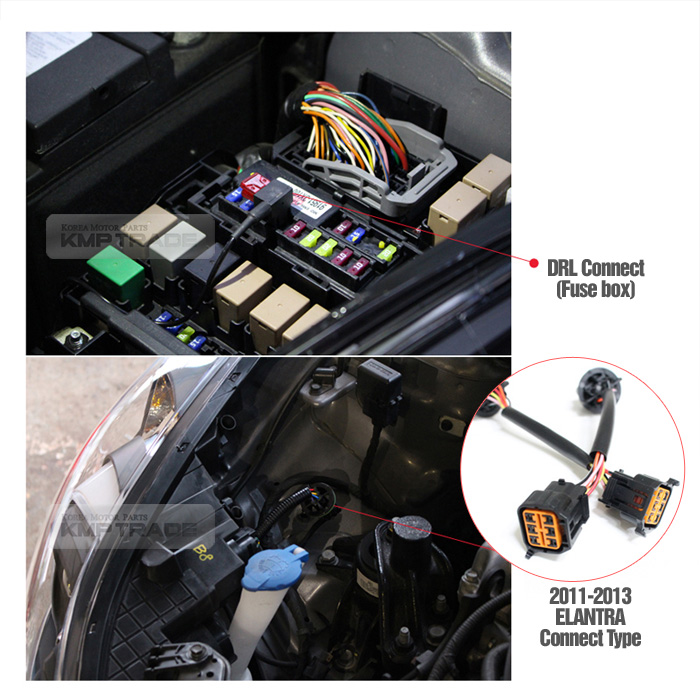 2005 Hyundai Tucson Fuse Box Diagram