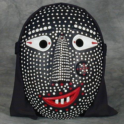 Mi Yal Hal Mi Mask