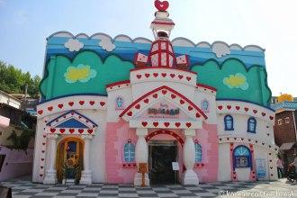 Songwol-dong Fairy Tale Village INCHEON