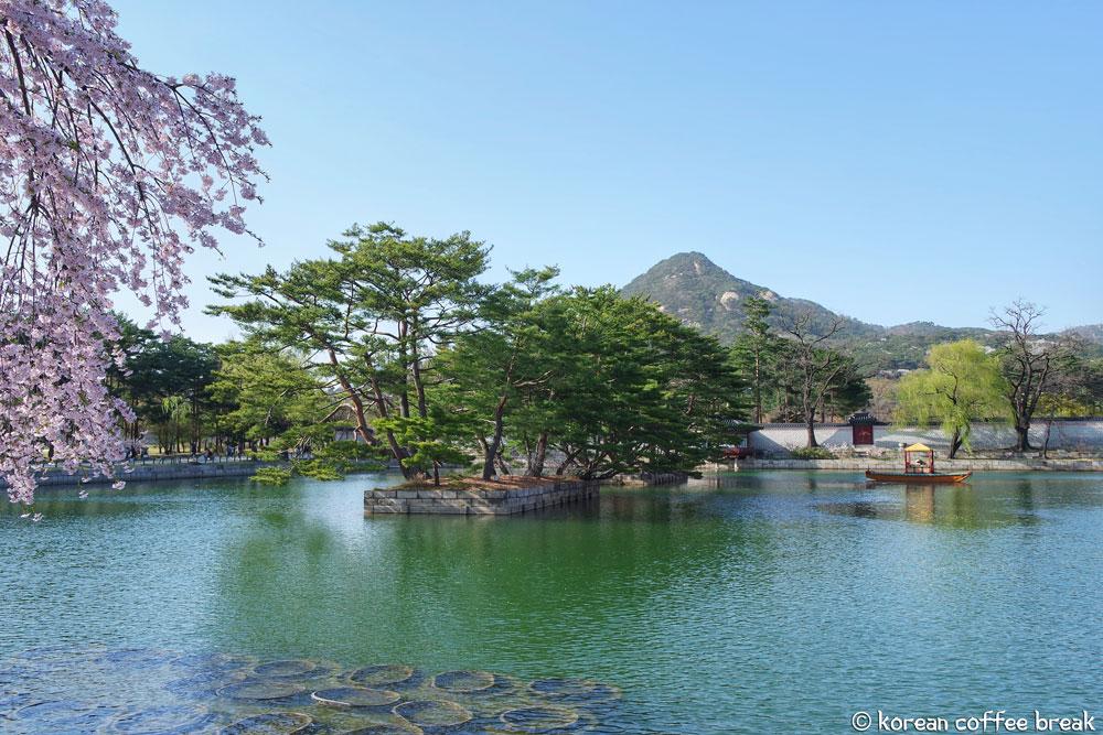 Printemps à Séoul - Gyeongbokgung Palace