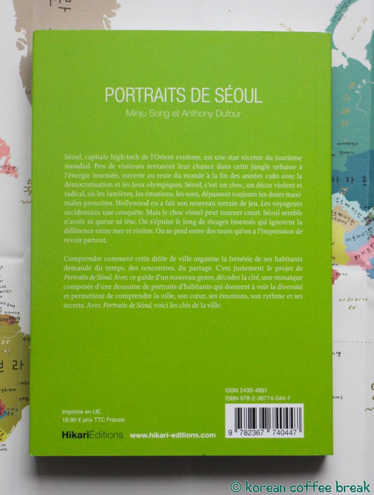 Portaits de Séoul