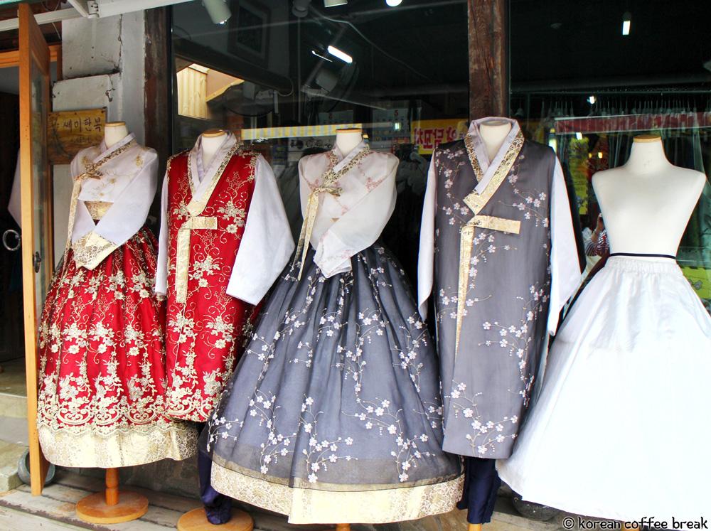 Le costume traditionnel coréen : le hanbok   Korean Coffee Break