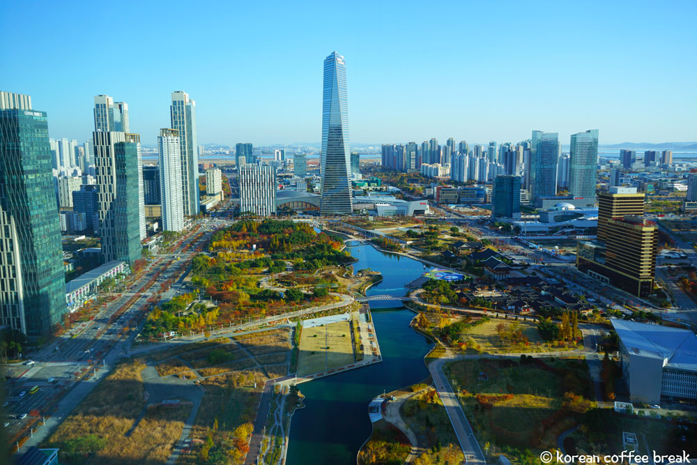 Songdo Central Park (송도센트럴파크)