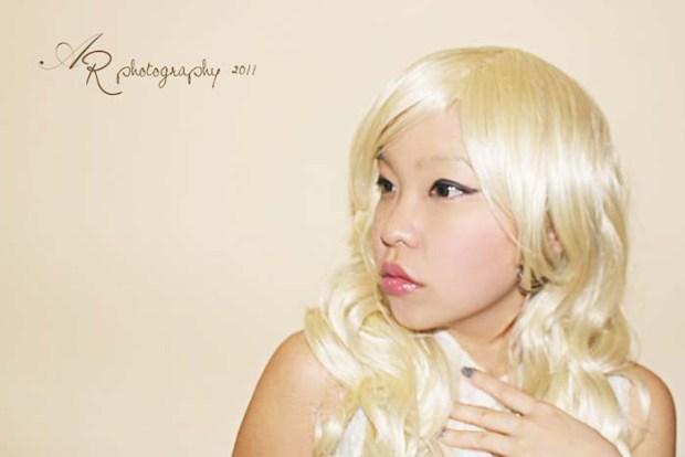 Asian Korean Pinay Barbie Doll Xiaxue inspired