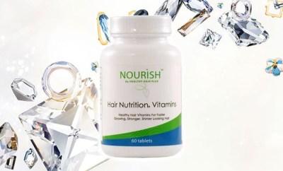 nourish healthy hair plus giveaway