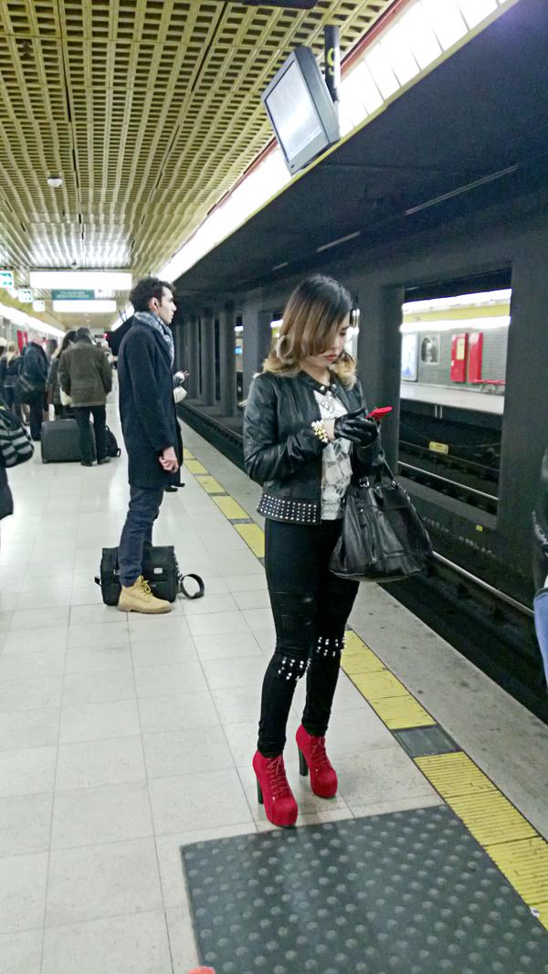Angela Ricardo Fashion Blogger Lumia 920