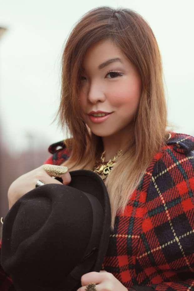 Angela Ricardo model fashion blogger