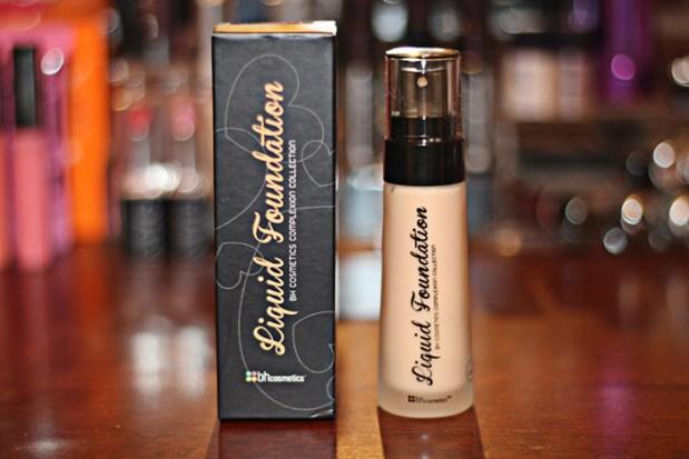 BH Cosmetics Liquid Foundation