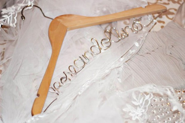 Custom Personalized Hangers