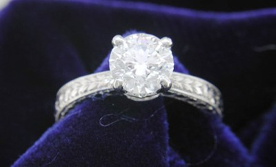 Choosing the Perfect Engagement Ring
