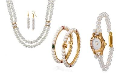 fresh water pearl jewelry