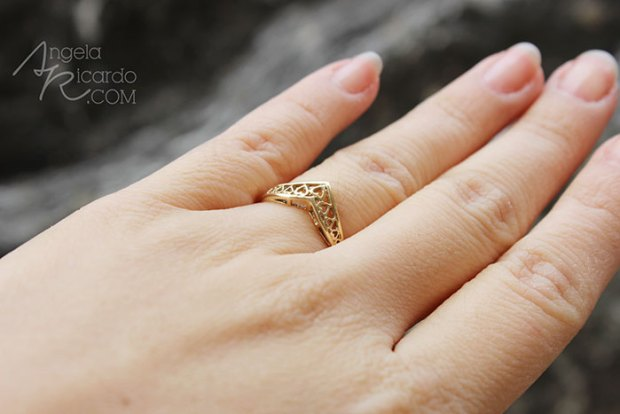 Make the most of your gold jewelry