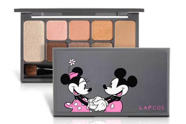 Lapcos x Disney Collaboration Disney Color-Fit Eye Shadow Kit