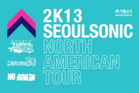 Seoulsonic 2013 : No Brain