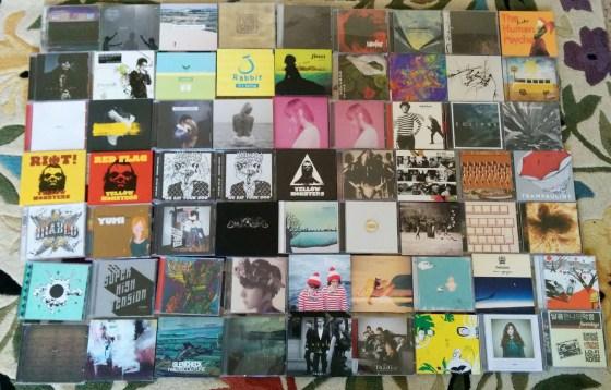 korean indie cds