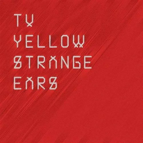 tv yellow strange ears