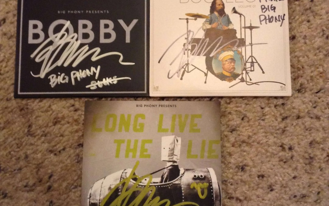 Contest: Win a Signed Big Phony CD
