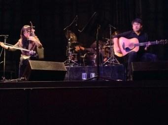 Juris Kuns, Kyung Hee Chang (drums), Seok Jin Ko (guitar)