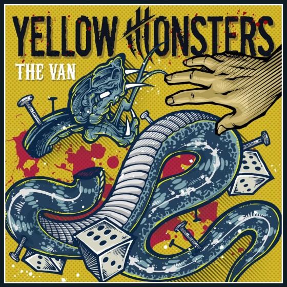 yellow monsters the van