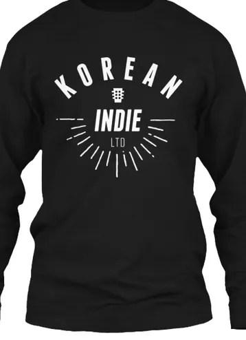 korean indie le longsleeve