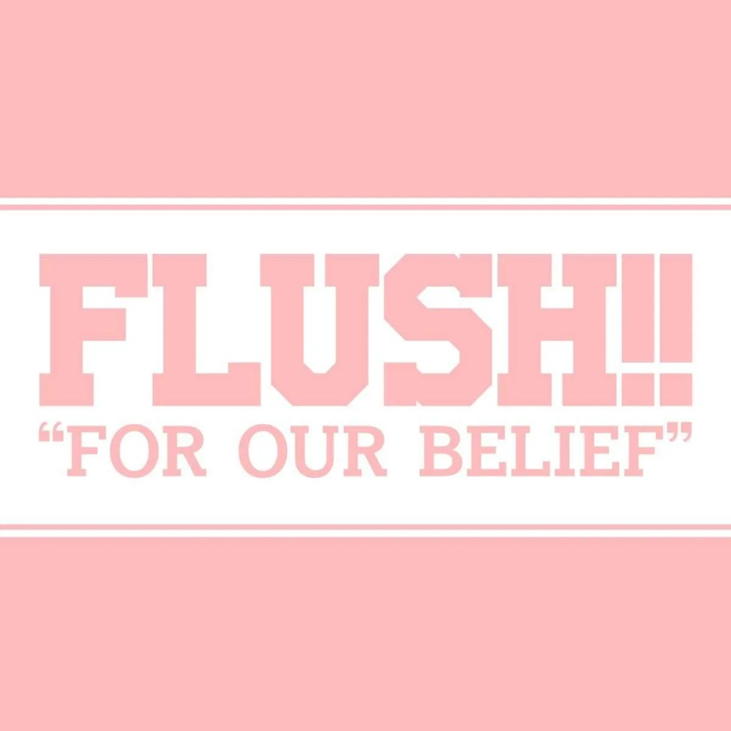 flush for our belief
