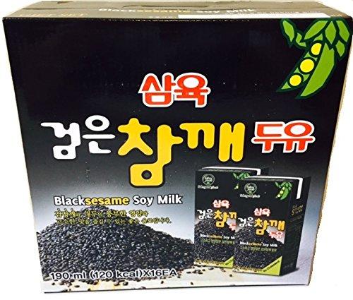 Sahm Yook soy milk