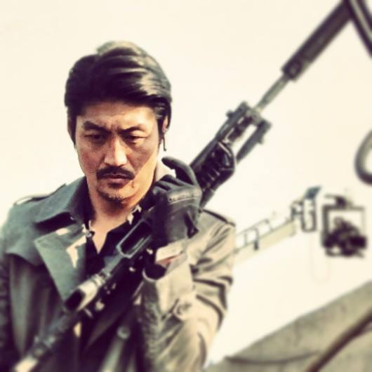"Brian Tee in ""No Tears for the Dead"" (Courtesy of CJ Entertainment)"