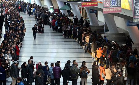 S. Korean companies' hiring practices frustrate jobseekers – The Korea Times
