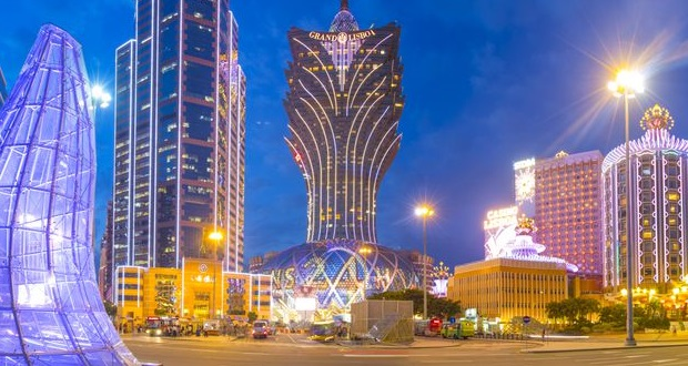 Macau Gambling Revenue went up by 14% in 2018