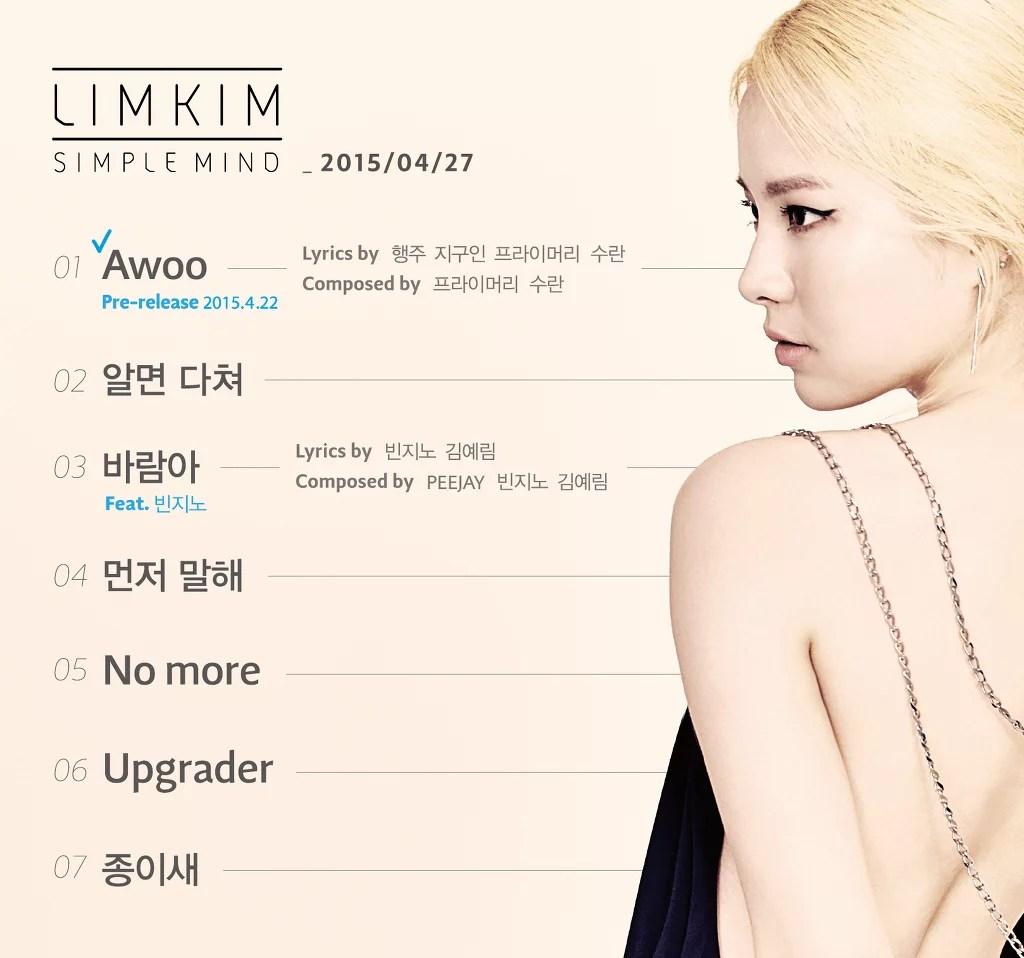limkim_simple_mind_tracklist