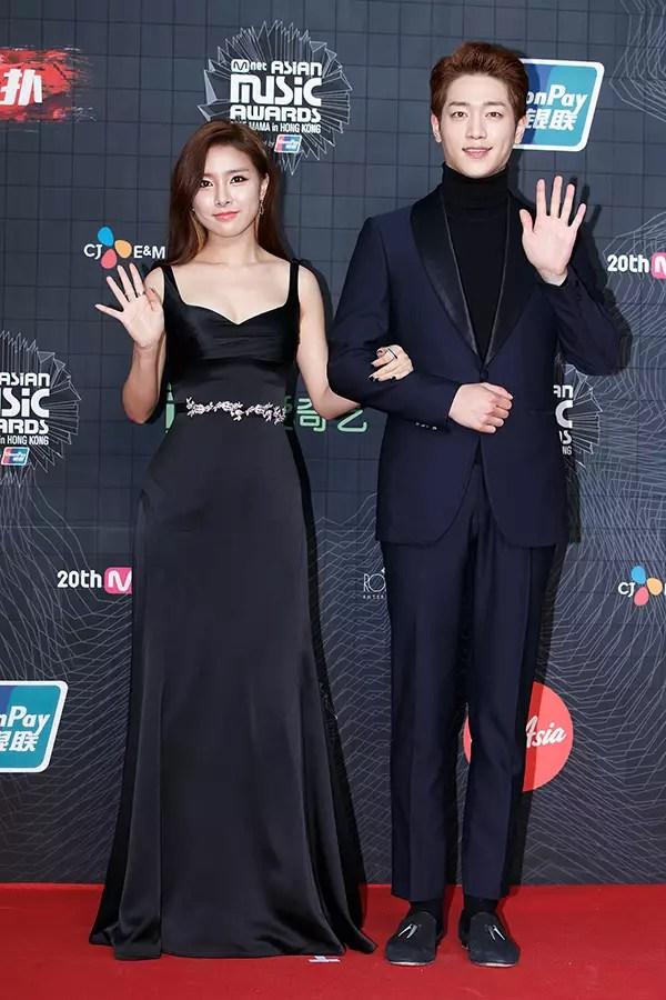 Kim So Eun and Seo Kang Joon