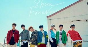 """مونستا إكس أصدروا فيديو كليب أغنيتهم الجديدة """" Shine Forever """""""