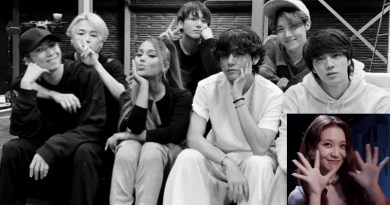 Ariana Grande Posted Photo With BTS Members Red Velvet Place Was Jealous!