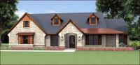 Country Home Design S2997L | Texas House Plans - Over 700 ...