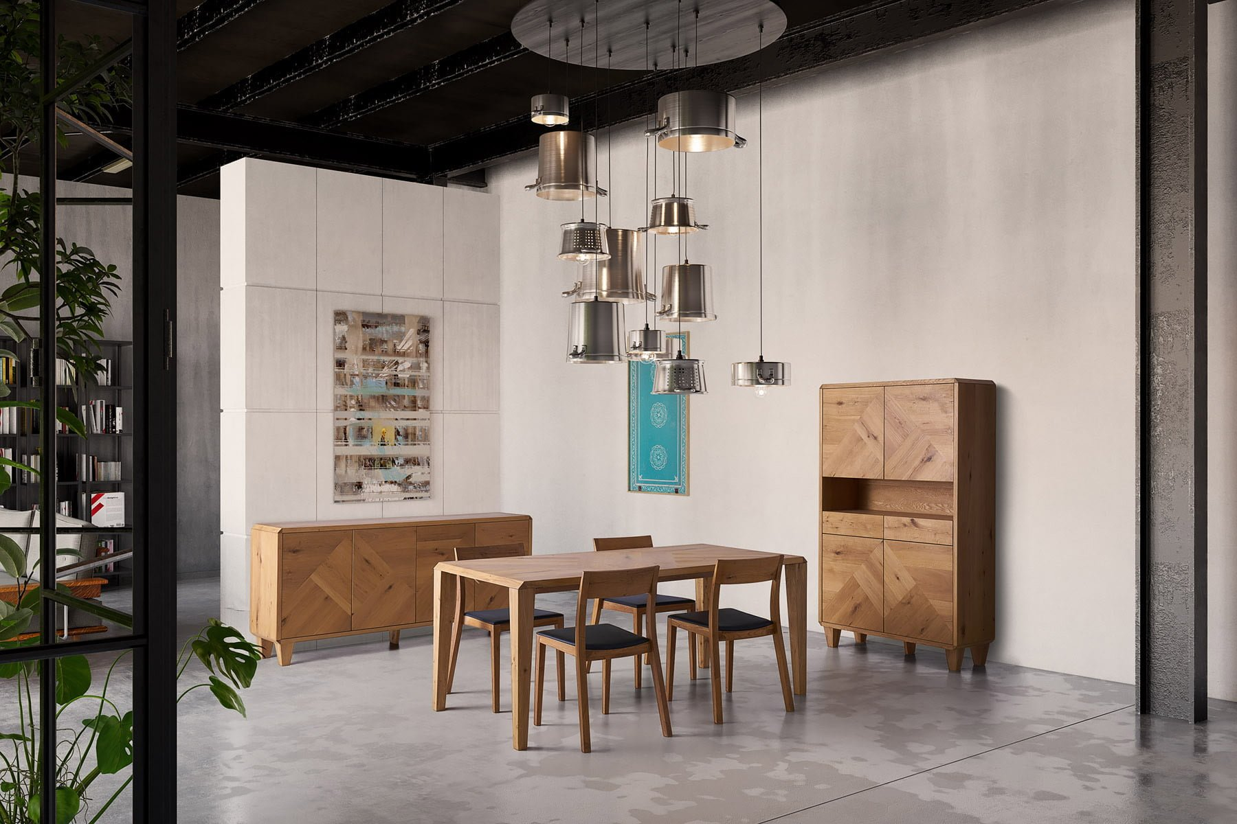 furniture photography 3d background