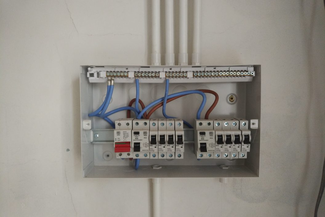 Ring Main Wiring How To Wire A Ring Main Circuit Ring Mains Circuit