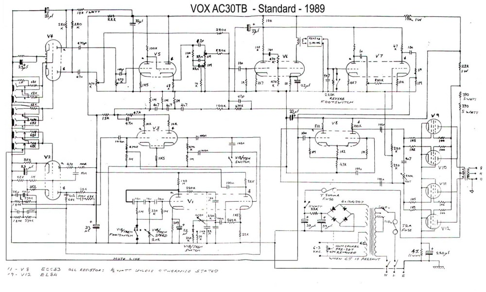 medium resolution of ac30 top boost 1989 download diagram