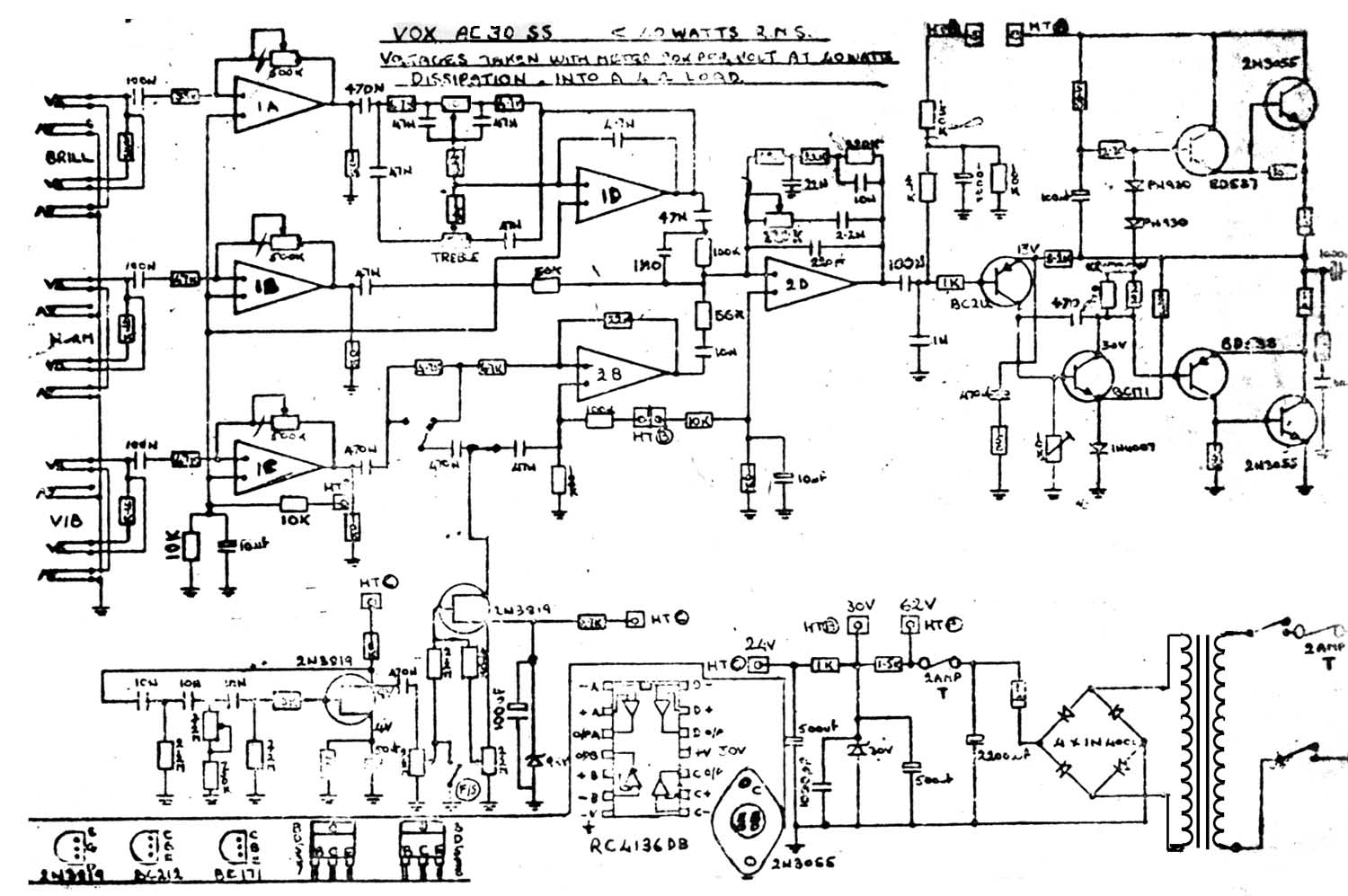 hight resolution of guitar amplifier schematics free download wiring diagram schematic fender twin reverb schematics electronic free download wiring