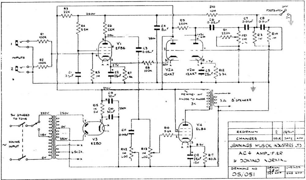 medium resolution of carvin x100b schematic wiring diagram article review carvin x100b schematic