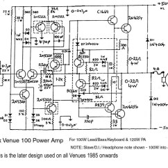 2000 Watts Power Amplifier Schematic Diagram Msd 6al Wiring Chevy Hei Vox Vintage Circuit Diagrams Download