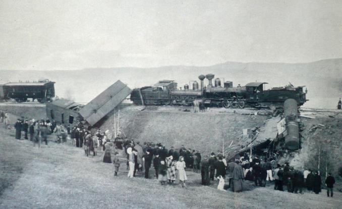 Zámost - nehoda 10.1.1898