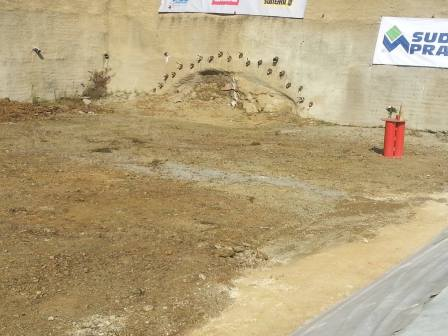 Prorážka severního tunelu Ejpovice   foto: Metrostav