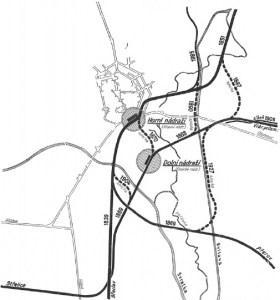 Historický vývoj železnice ve městě Brně