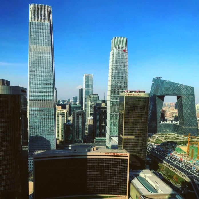 korista.com - Beijings skyline