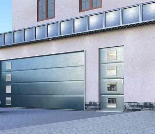 Seksiyonel Garaj Kapısı | Korkutlar Otomatik Kepenk Sistemleri