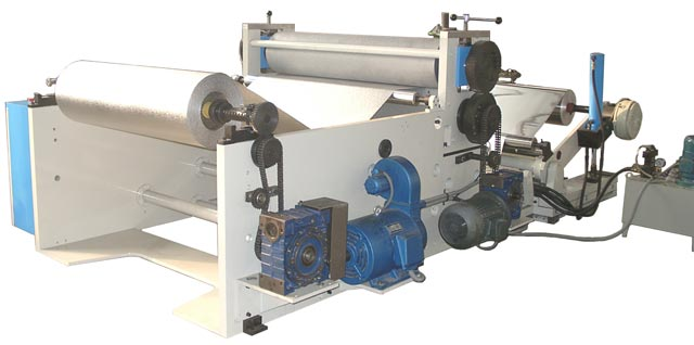 Embossing Machine - Pictures