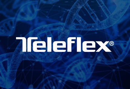 Medical device company, Teleflex is a Koroberi client.